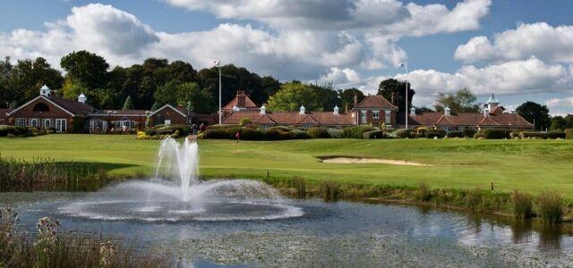 Visitors Mill Ride Championship Ascot Golf Course In